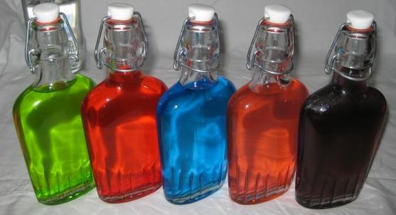 how to make liquor candy