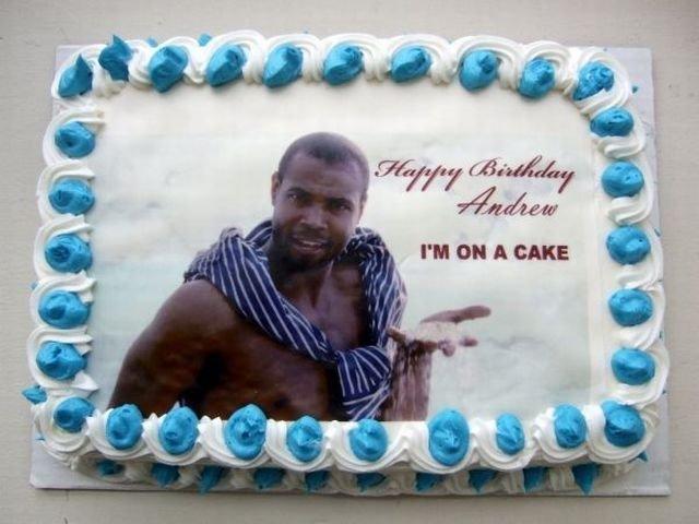 Felt Birthday Cake Pattern