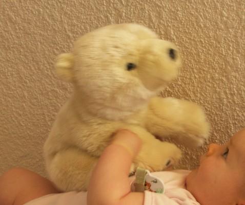 Glen as a baby, 2006