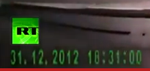 Russian meteor strike time stamp