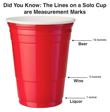 red solo cup measurement marks meme beer wine liquor