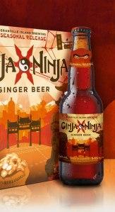 ginja ninja beer