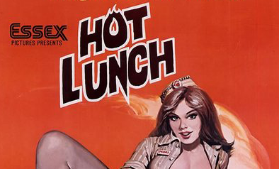 Hot Lunch is something utterly different.