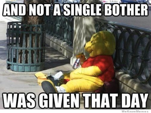 oh bother