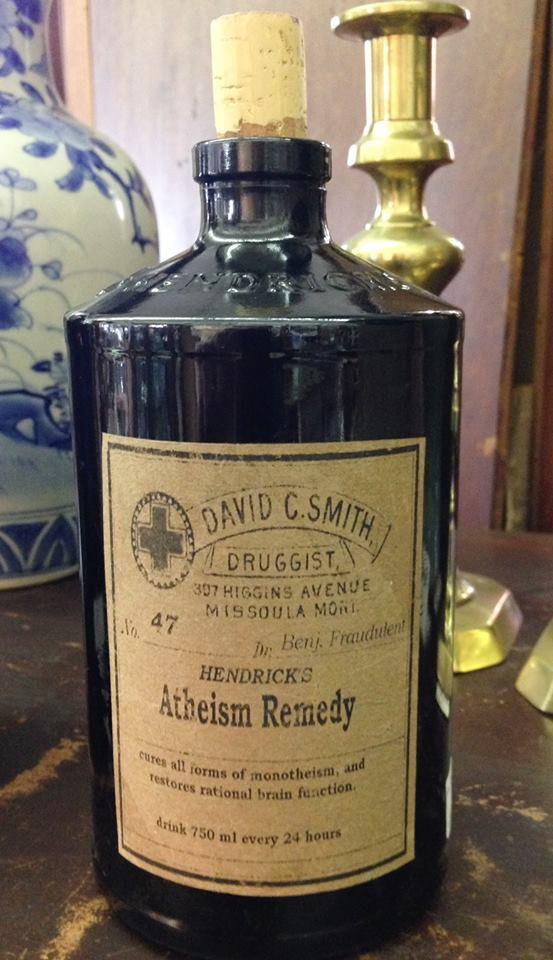 Hendrick's Atheism Remedy