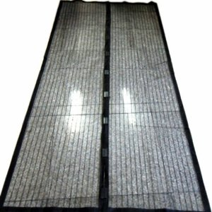 Hands-free Magic Mesh Screen Door Cover