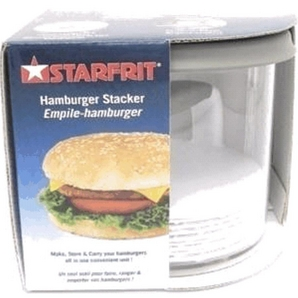 Starfrit hamburger maker