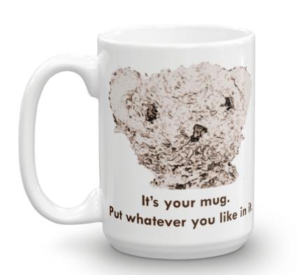 LB mug
