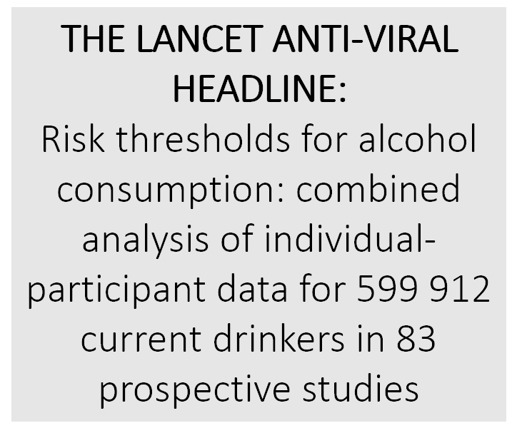 tHE lANCET HEADLINE