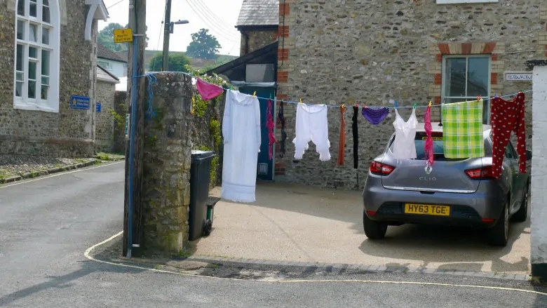 colyton-clothes Photo CBC, Alison Stenning