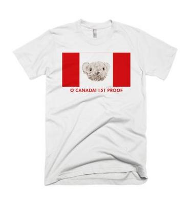 LB Canada Day shirt