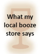 C2014 What my booze store says