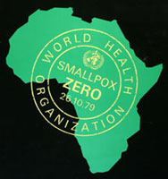 WHO smallpox poster