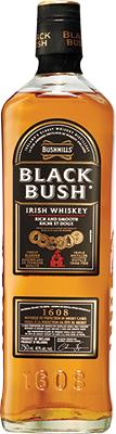 Bushmill's Irish Whiskey bottle